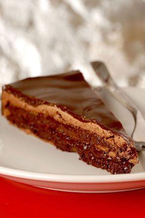 Receita do melhor bolo de chocolate do mundo revelada