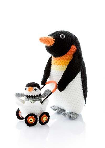Amigurumi Parent And Baby Animals Free Download : Oltre 1000 idee su Animali Amigurumi Alluncinetto su ...