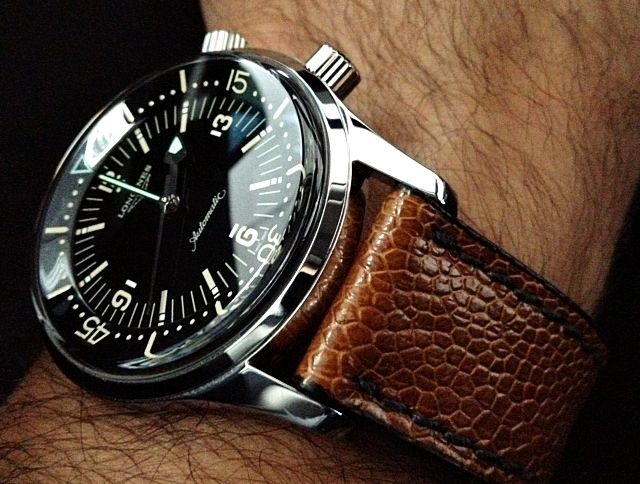 * Official Longines Legend Diver Thread * - Page 7