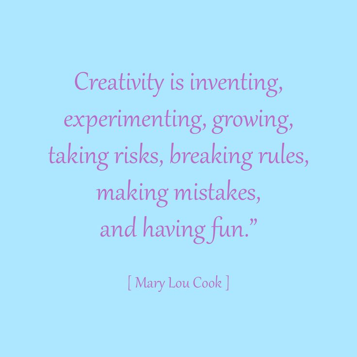 Mary Lou Cook #quote #invention #proverb #worldwebmarketing