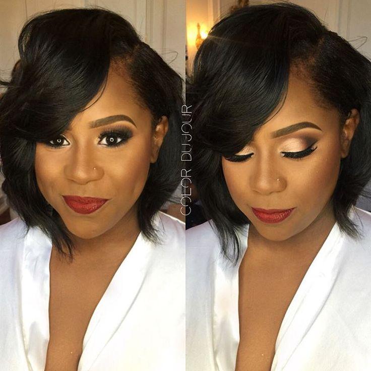 Best 25 Black Bridal Makeup Ideas On
