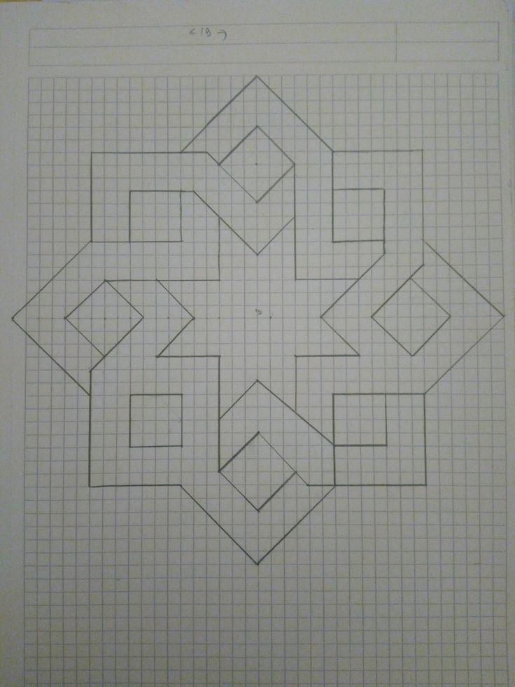 прикольные рисунки на листе в клетку интерьера ресторана