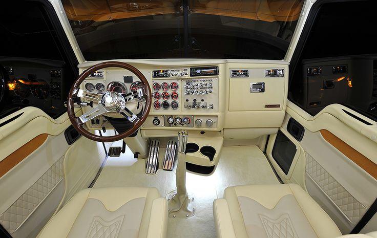 19 best images about interior on pinterest peterbilt 379 for Wood floor for 379 peterbilt