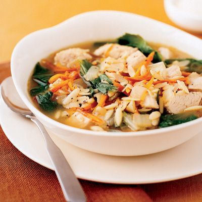 Turkey+Escarole+Soup  - Delish.com