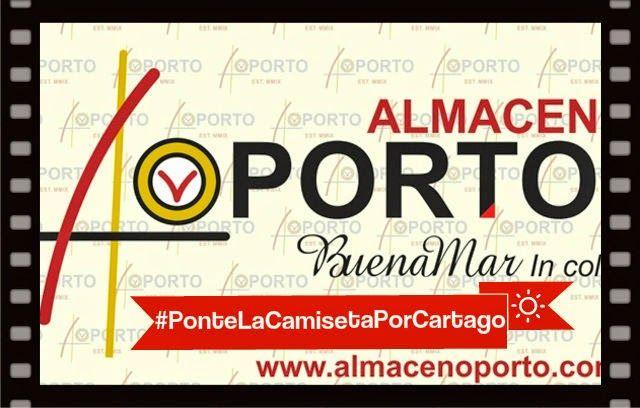 Oporto & BuenaMar: Comercio de Cartago , Ponte La Camiseta Por La Vil...
