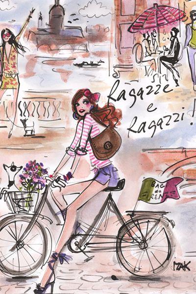 Ragazze e Ragazzi by Izak | DecalGirl
