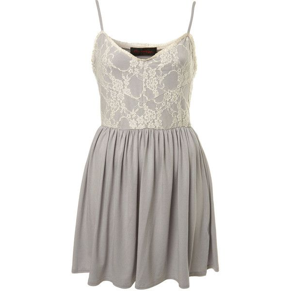Lace Cami Dress ($53) ❤ liked on Polyvore featuring dresses, vestidos, short dresses, sukienki, women's clothing, lace mini dress, cami dress, lace camisole and lacy camisole