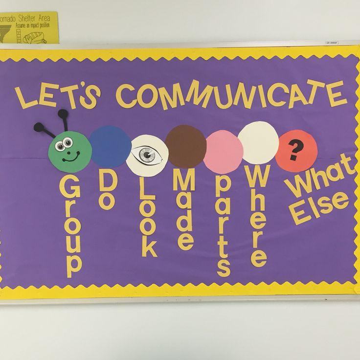 EET speech bulletin board