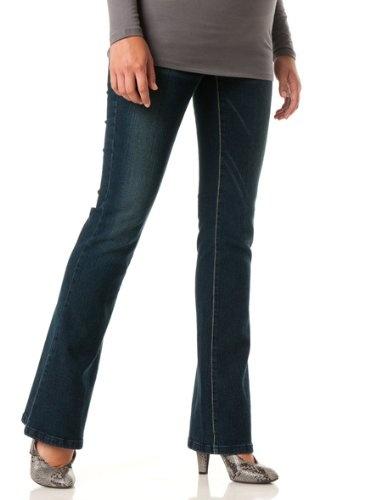 Motherhood Maternity: Indigo Blue Secret Fit Belly(tm) Slim Fit Skinny Boot Maternity JeansA Mini-Saia Jeans, Blue Jeans, Indigo Blue, Fit Skinny, Secret Fit, Maternity Jeans, Slim Fit, Skinny Boots, Boots Maternity