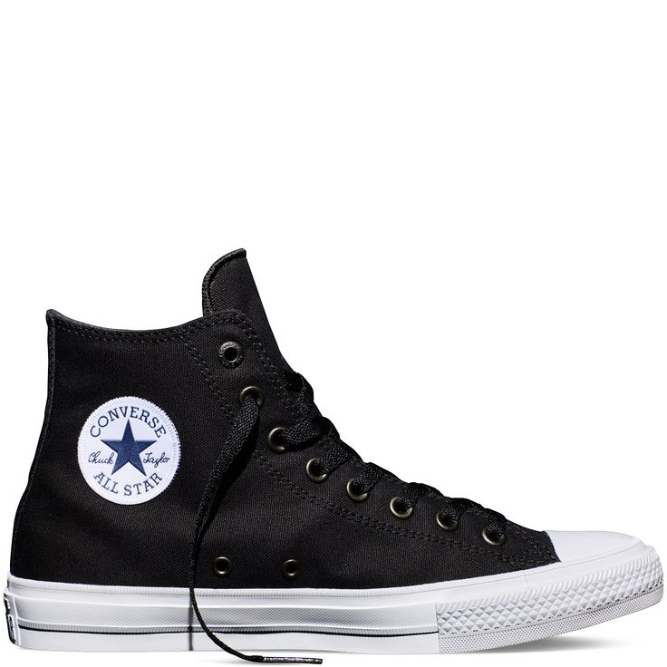 Converse Chuck Taylor All Star II: The coolest-looking shoes ever made with improved construction, cushioning and arch support for weary feet.