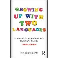 Growing Up with Two Languages. The best book for support and insight into raising bilingual children.