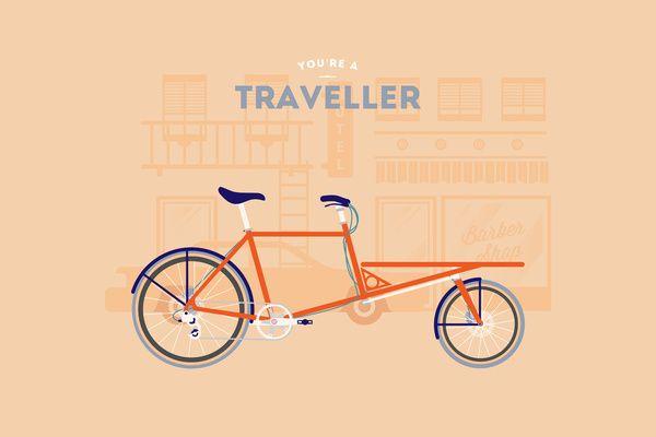 // Traveler