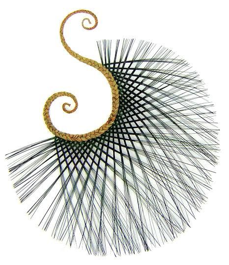 Flax Weaving Harekeke Wall Art- Made in New Zealand