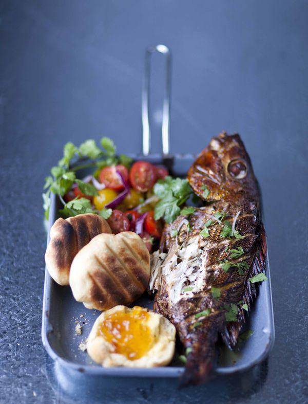 Smoked fish  #braai #heritageday #southafrica #fish #picknpay