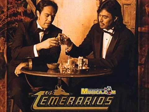 Mix Los Temerarios Rancheras 1 - YouTube