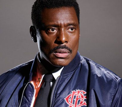 Eamonn Walker |Chief Wallace Boden of Chicago Fire | NBC