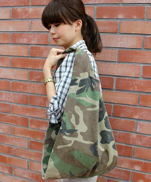 bpr BEAMS(Women's)の【予約】MASTER / カモフラージュ バッグです。こちらの商品はBEAMS Online Shopにて通販購入可能です。