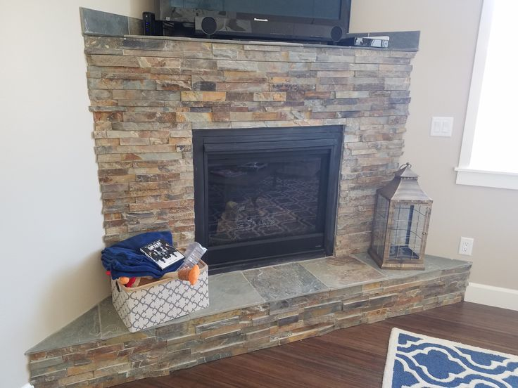 18 Best Ledger Stone Panel Accent Walls Fireplace