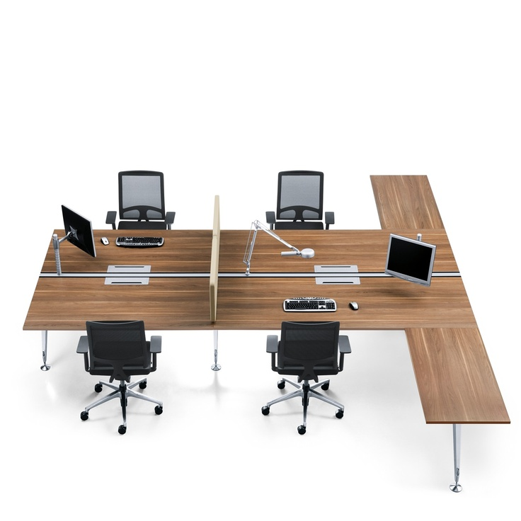 Invitation Bench Desk   Grommet Included For Wires