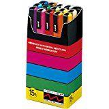 uniball Pigmentmarker POSCA PC5M, 15erEtui, farbig sort.: Amazon.de: Bürobedarf & Schreibwaren