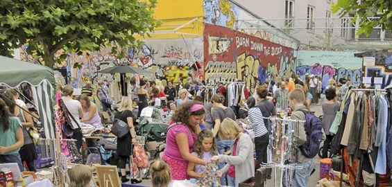 Die beliebtesten Flohmärkte Kölns | koeln.de