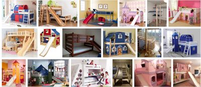 bunk beds with slides, bunk beds, kids bunk beds, bunk beds Australia, kids beds,  kids beds Australia: Bunk Beds With Slides Will Give Your Toddlers The Real Fun Of Lives:- Bunk beds with slides as the name very well implies come with slides, which gives the kids to slide off the bed in style, like they are in an amusement park, and give them more comfort and enjoyment.