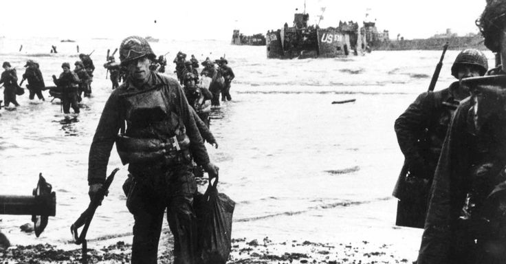 WW2: Powerful, Poignant Memories Of Normandy From An American Navy Veteran
