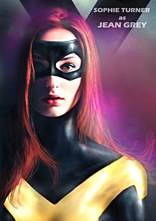 CONFIRMED: Sophie Turner will play Jean Grey in X-Men Apocalypse! - Marvel Heroes 2015