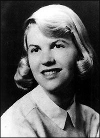 Sylvia Plath -Smith graduation 1955