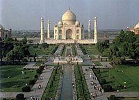 Taj Mahal, 1600-luku, islamilainen taide