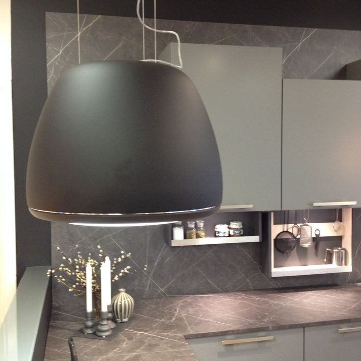 HTH Kitchen... dark Grey Mable. Magic Move by HTH! Eico Edith Rock.