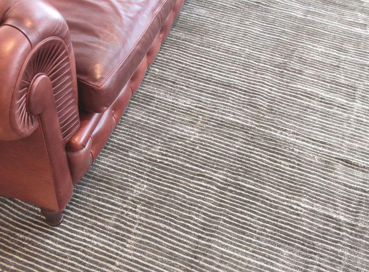 Tappeti moderni in fibra di bamboo, viscosa, seta e lanaseta anche su misura.  http://blog.puntoarredo.info/