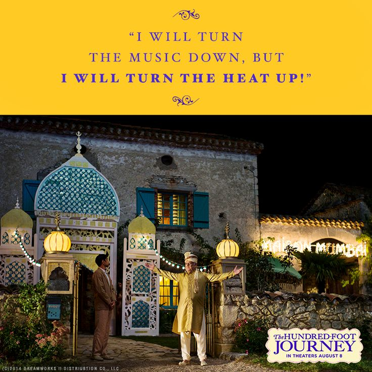 Are you ready to see a cook-off between cultures in The #100FootJourney?