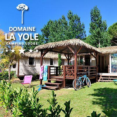 Le Domaine La Yole Se Situe Dans Lu0027Hérault. La Yole Vous Offre Un