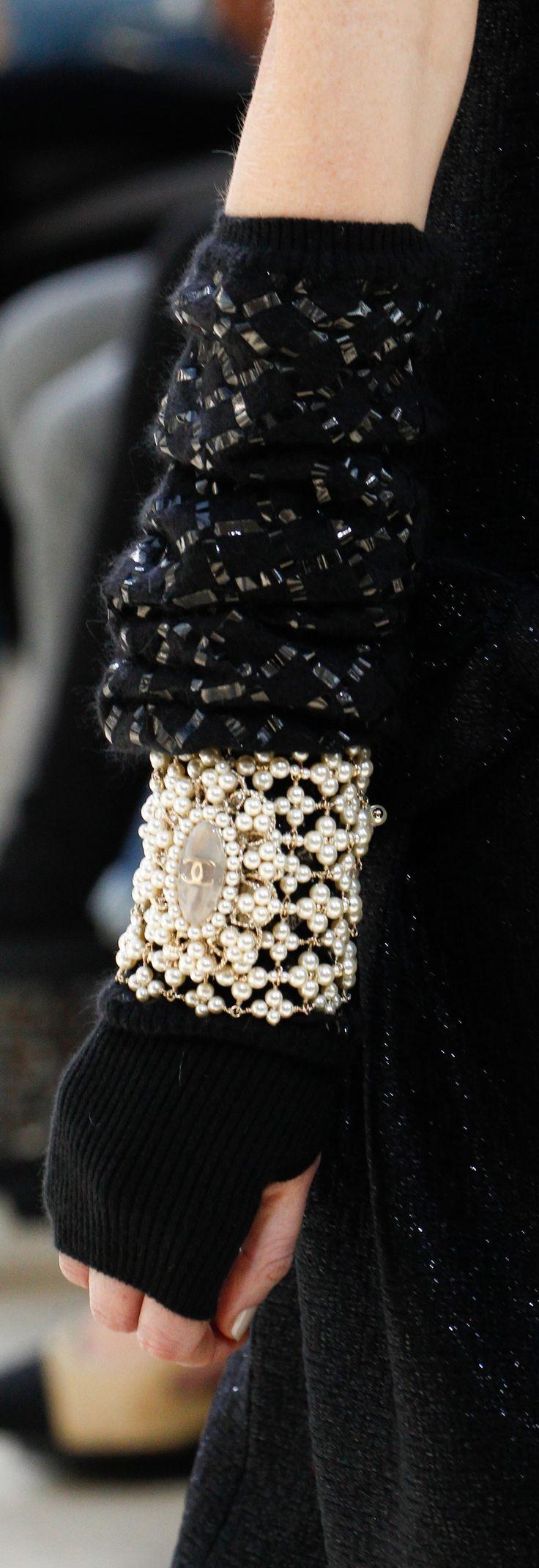 Fall 2016 Ready-to-Wear Chanel
