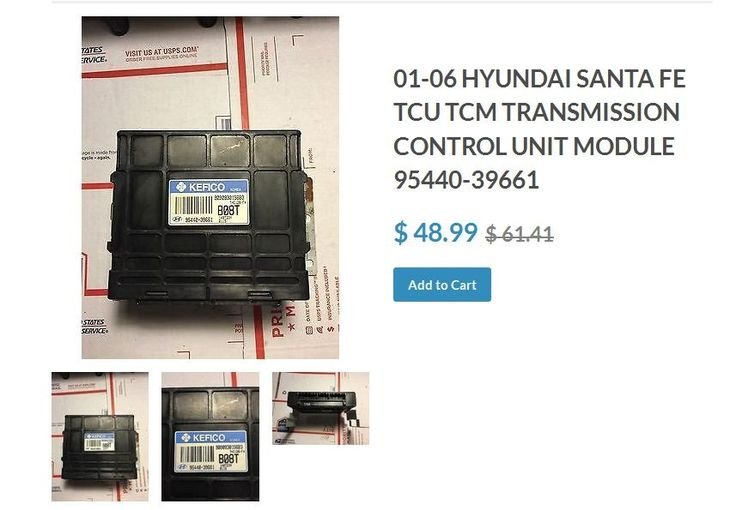 At OEM Parts Reseller, we sell the used OEM auto parts for all models and brand at affordable price. You can easily buy best quality engine control module for all models. We offer the products at most competitive price.