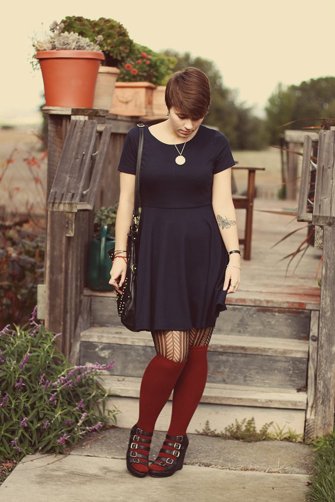 31 Best Layered Socks Over Tights Images On Pinterest