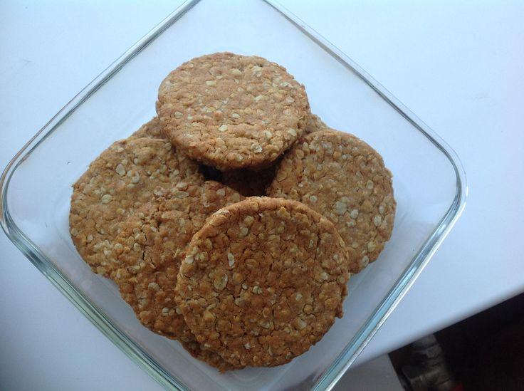 Овсяные печенья без яиц и с шоколадом - Andy Chef - блог о еде и путешествиях, пошаговые рецепты, интернет-магазин для кондитеров