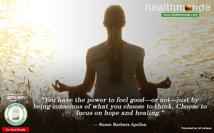"https://www.healthmonde.com/  ""You have the power to feel good""or not""just by being conscious of what you choose to think. Choose to focus on..    AMAZON : https://www.healthmonde.com/"