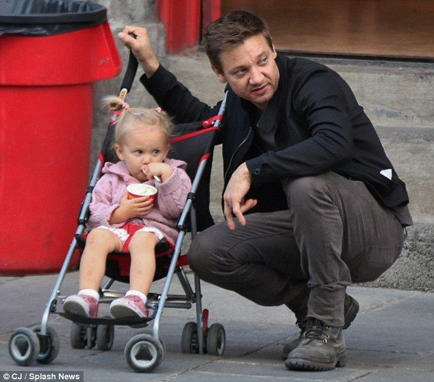 jeremy renner | Jeremy Renner's divorce to ex wife Sonni Pacheco has been finalized ...