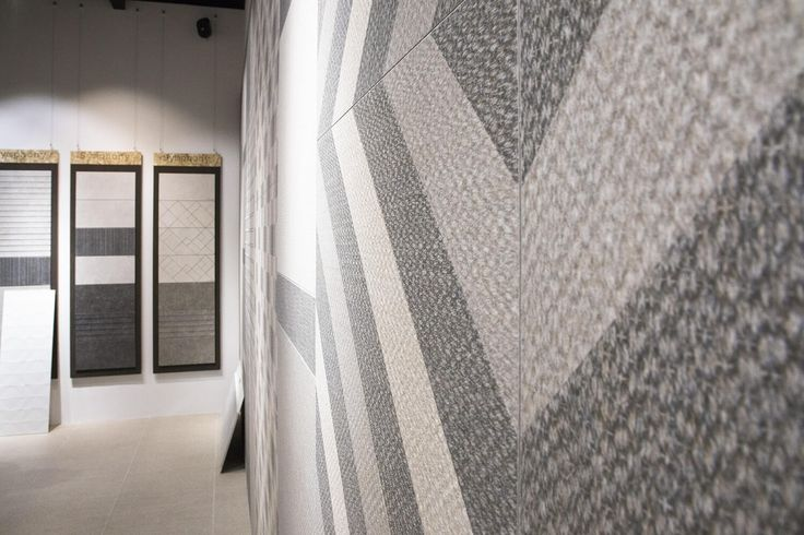 Коллекция плитки #LOOM компании APE Ceramica    #artcermagazine #design #интерьер #журнал #ceramica #tile #керамическаяплитка #дизайн #стиль #выставка #тенденции #новинки #APECeramica #Cevisama #текстураТкани #TopTen #Carpet