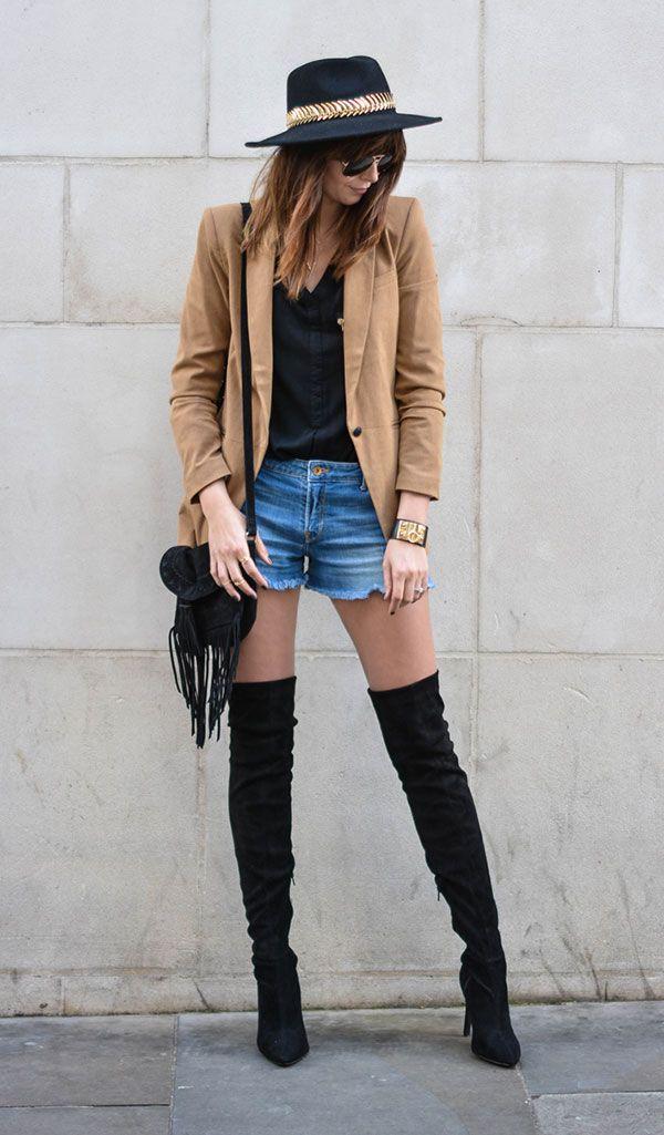 Emma Hill otk boots