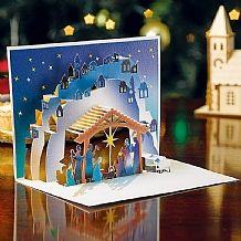 Nativity Pop-up Cards                                                                                                                                                                                 More