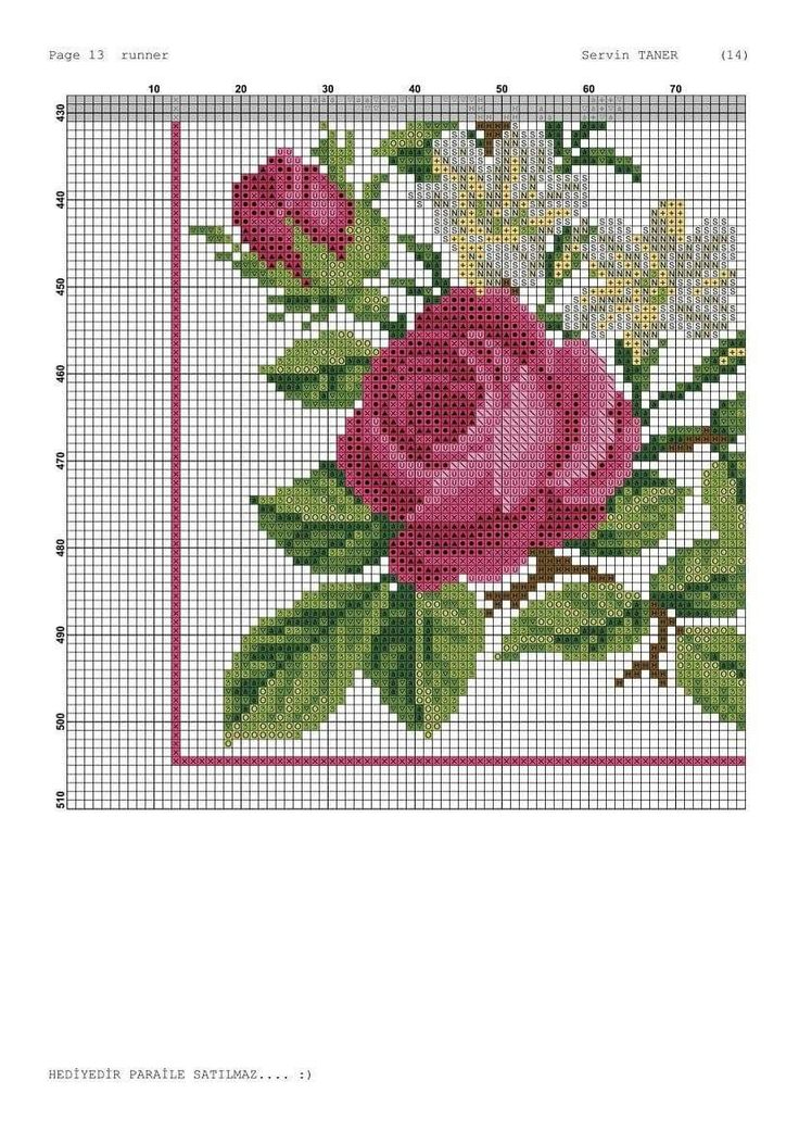 2786 best Cross stitch 3 images on Pinterest | Crossstitch, Table ...
