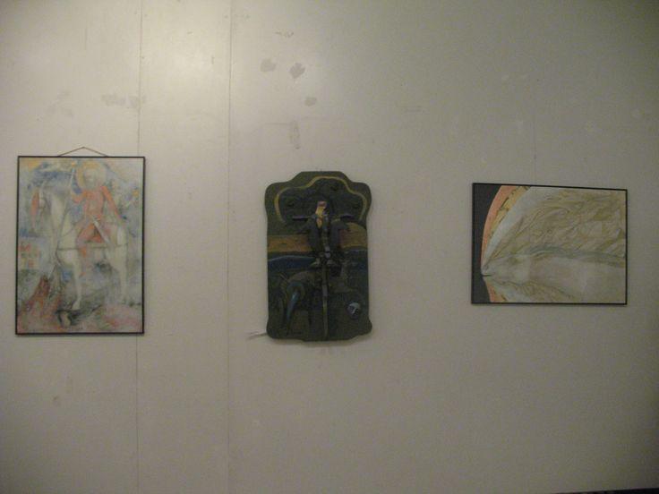 Cai, expozitie la Galeria Apollo, 2009.