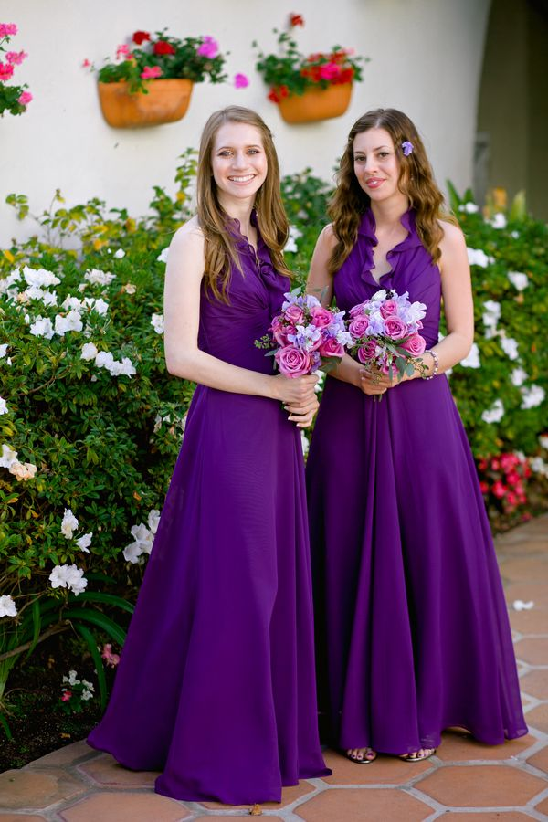 Red Purple Bridesmaid Dresses – fashion dresses