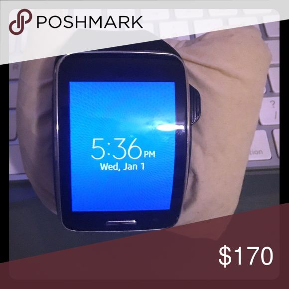 Samsung Gear S Barely used Samsung Gear S Samsung Accessories Watches
