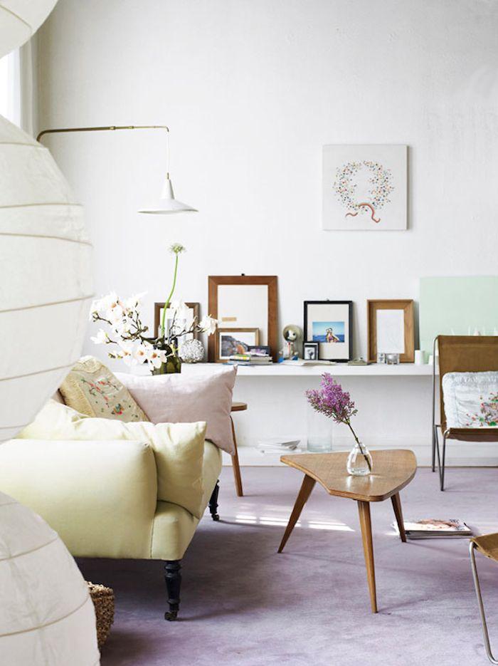 Poetic license - inside Vanessa Bruno's Parisian apartment