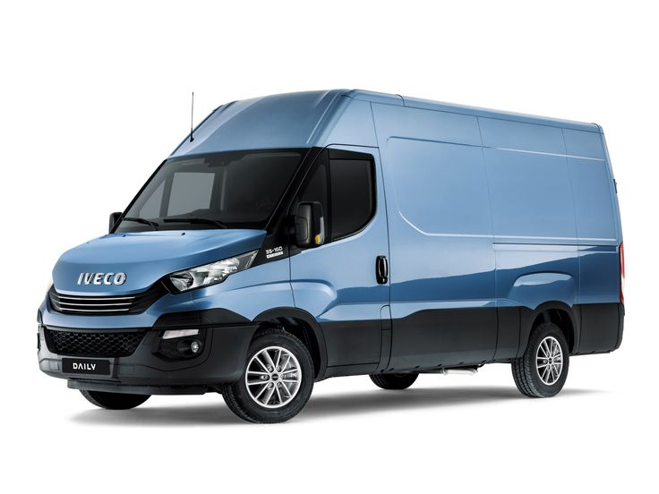 Iveco Daily Van '2016