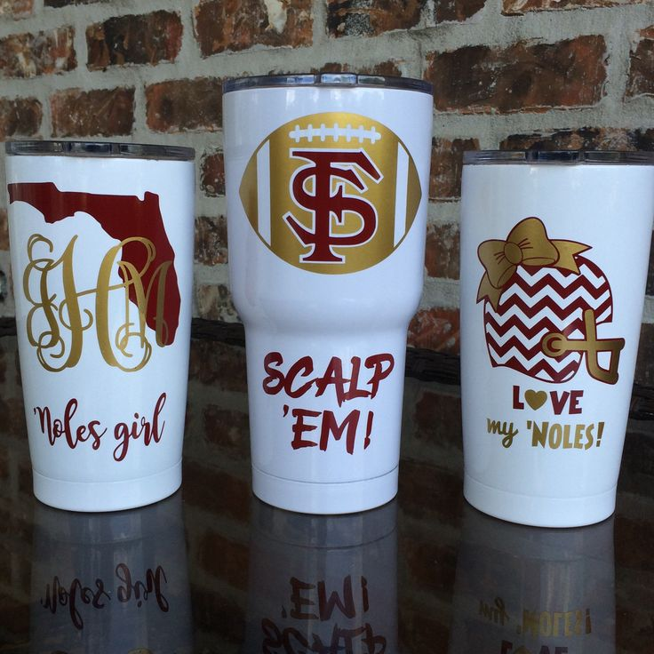 Represent your favorite team while staying hydrated!! #SICTUMBLERS